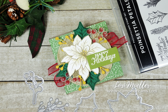 Poinsettia Petals 3x3 Box Stamps-Lori StampinDreams-DSC03664