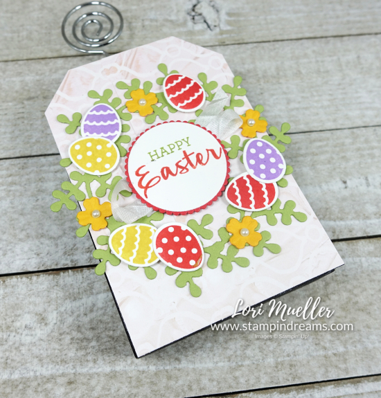 StampItHop-Arrange A Wreath Easter Sampler Photo Flat-Stampin Dreams Lori Mueller-DSC04289