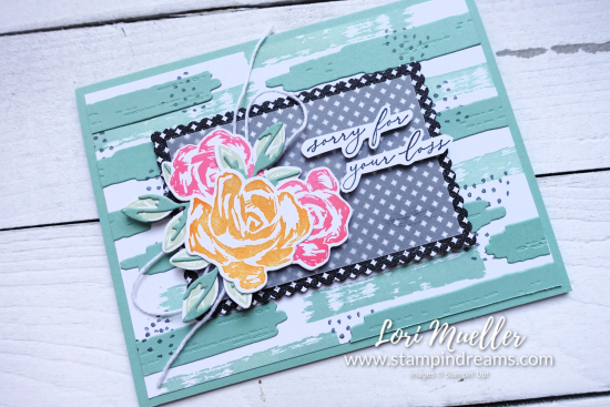 StampItHop-Brushed Blooms-Heal Your Heart Sympathy-Stampin Dreams Lori-DSC04181