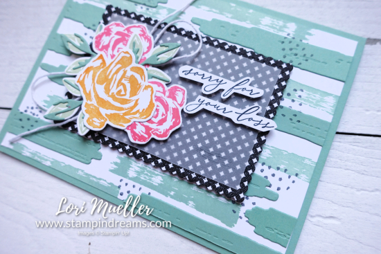 StampItHop-Brushed Blooms-Heal Your Heart Sympathy Close-Stampin Dreams Lori-DSC04182