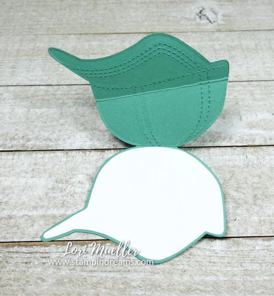 CreativeInkingHop-Hats Off Fancy Fold Notecard Open-Stampin Dreams Lori Mueller-DSC04526