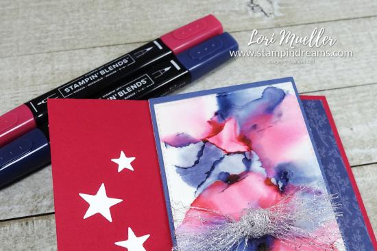Biggest Wish-America Birthday Blends-Stampin Dreams Lori Mueller-DSC04562