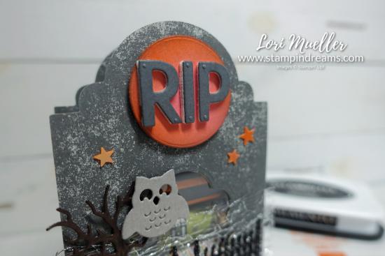 Frightfully Cute Tombstone Treat Box-RIP Blood Moon-Stampin Dreams Lori Mueller-DSC04872